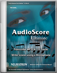 AudioScore Ultimate 7 Box